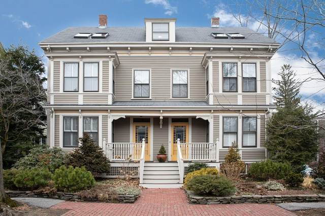 109 Hammond St #109, Cambridge, MA 02138 (MLS #72624795) :: RE/MAX Unlimited