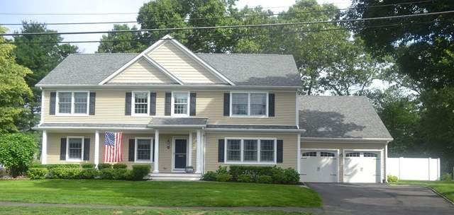 21 Colby Street, Needham, MA 02492 (MLS #72624932) :: RE/MAX Unlimited