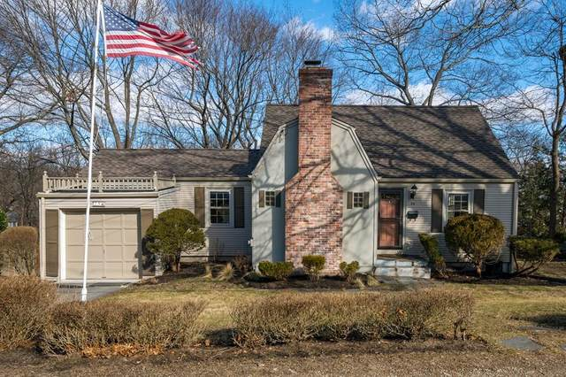 25 Governor Andrew Rd, Hingham, MA 02043 (MLS #72624941) :: The Gillach Group