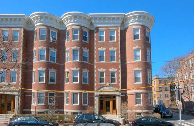 161 Hancock St #2, Cambridge, MA 02139 (MLS #72624995) :: RE/MAX Unlimited
