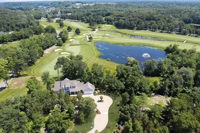 240 Cedar St, Cohasset, MA 02025 (MLS #72625138) :: Spectrum Real Estate Consultants