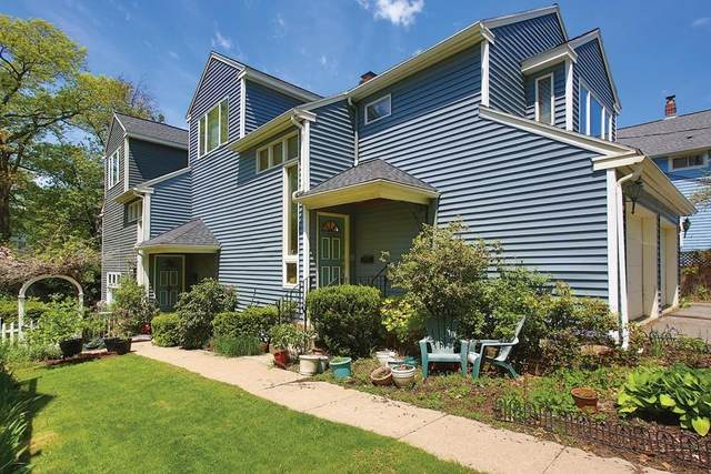 749 Heath St #749, Brookline, MA 02467 (MLS #72625187) :: RE/MAX Unlimited