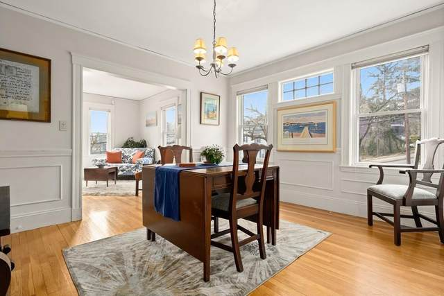 11 Quincy Street #2, Arlington, MA 02476 (MLS #72625190) :: DNA Realty Group