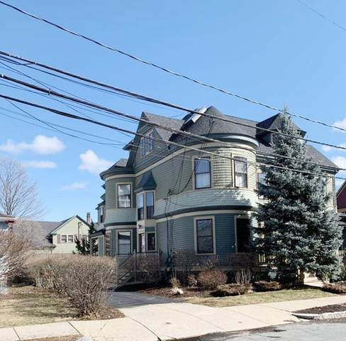 14 Wellington Street #4, Arlington, MA 02476 (MLS #72625303) :: Welchman Real Estate Group