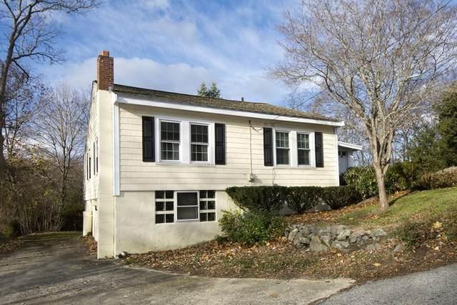 112 Nokomis Rd, Hingham, MA 02043 (MLS #72625329) :: EXIT Cape Realty