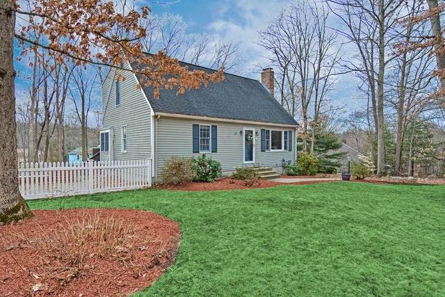 18 Besso Street, Franklin, MA 02038 (MLS #72625336) :: EXIT Cape Realty