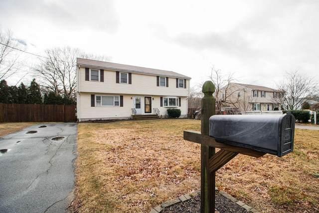 327 School St #327, Taunton, MA 02780 (MLS #72625341) :: EXIT Cape Realty
