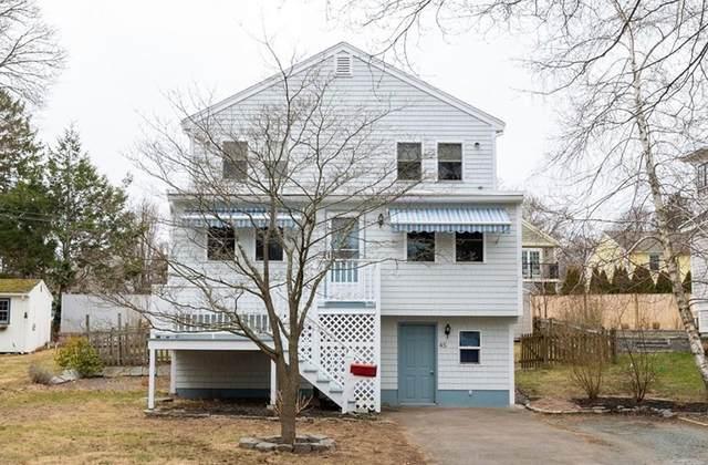 45 Foley Beach Rd, Hingham, MA 02043 (MLS #72625345) :: The Duffy Home Selling Team