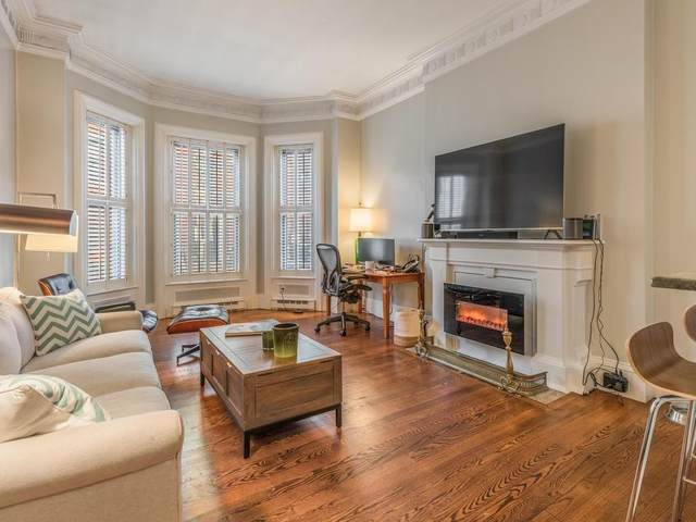 12 Gloucester #2, Boston, MA 02115 (MLS #72625410) :: Charlesgate Realty Group