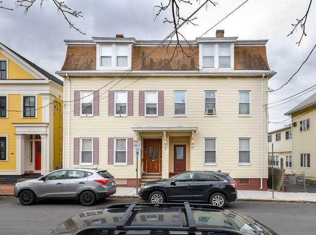 104 Thorndike St, Cambridge, MA 02141 (MLS #72625420) :: RE/MAX Unlimited