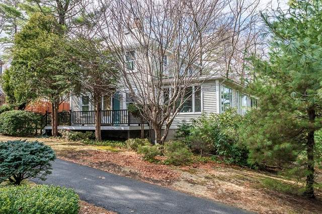 93 Brook St, Wellesley, MA 02482 (MLS #72625431) :: RE/MAX Unlimited