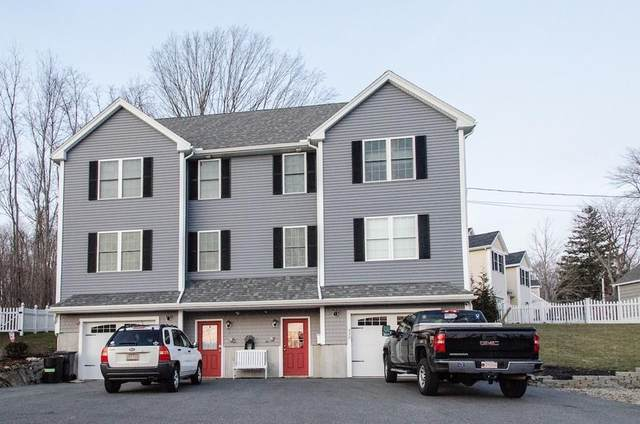 532 Water St #532, Haverhill, MA 01830 (MLS #72625485) :: The Gillach Group
