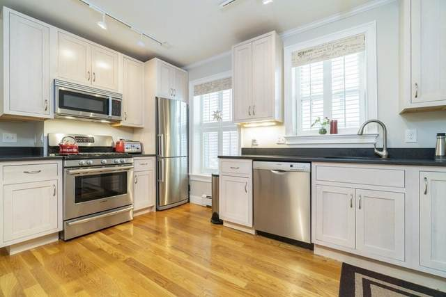 4 Cook Street #1, Boston, MA 02129 (MLS #72625513) :: DNA Realty Group