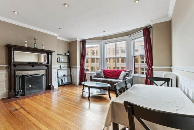 362-366 Commonwealth Ave 3I, Boston, MA 02115 (MLS #72625537) :: Charlesgate Realty Group