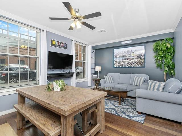 45 1St Ave #110, Boston, MA 02129 (MLS #72625568) :: DNA Realty Group