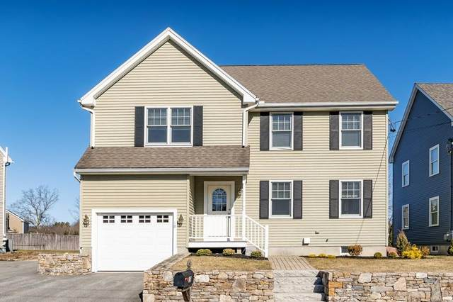 1 Ledge Rock Way #3, Acton, MA 01720 (MLS #72625775) :: EXIT Cape Realty