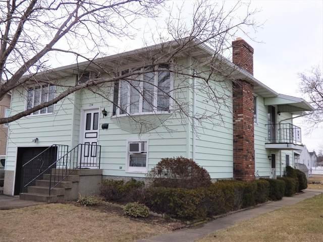 124 Cedar St, Ludlow, MA 01056 (MLS #72625795) :: EXIT Cape Realty