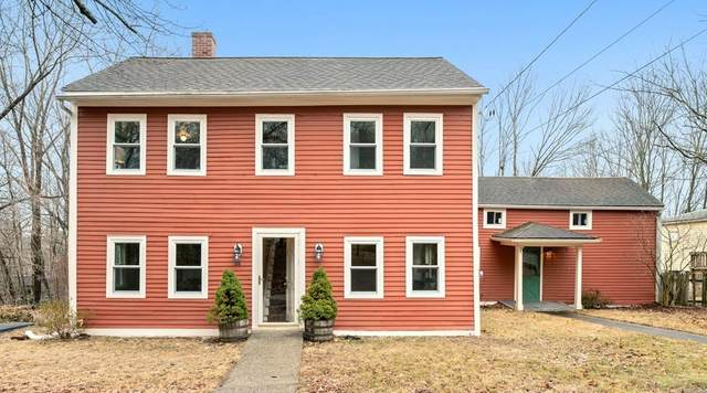 86 N Main St, Grafton, MA 01536 (MLS #72625804) :: EXIT Cape Realty