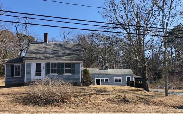 166 Herring Pond Road, Bourne, MA 02532 (MLS #72625809) :: The Duffy Home Selling Team