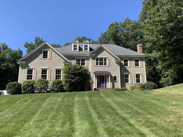 35-A South Street, Natick, MA 01760 (MLS #72625876) :: The Gillach Group