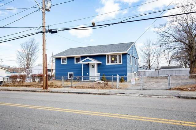 264 Walker St., Lowell, MA 01851 (MLS #72625886) :: DNA Realty Group