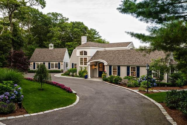 194 Eel River Rd, Barnstable, MA 02655 (MLS #72626224) :: The Gillach Group