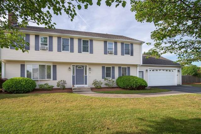 53 Colleen Dr, Seekonk, MA 02771 (MLS #72626235) :: The Gillach Group