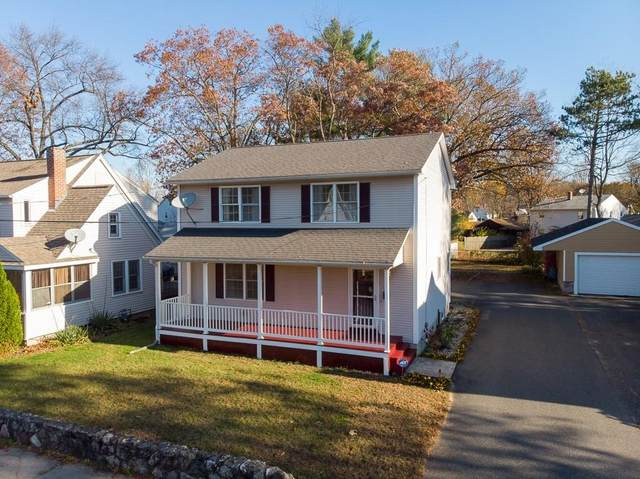 163 Carver St, Springfield, MA 01108 (MLS #72626419) :: The Gillach Group