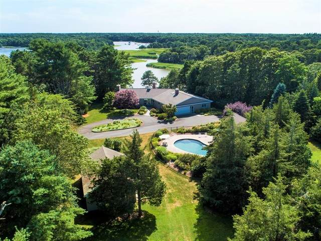 1855 South County Road, Barnstable, MA 02655 (MLS #72626431) :: The Gillach Group