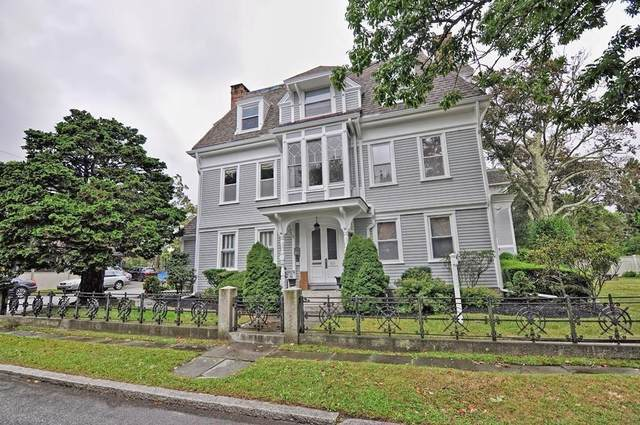 425 Elm St #2, Dartmouth, MA 02748 (MLS #72626624) :: The Duffy Home Selling Team