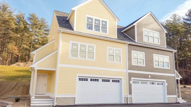 39 Valley St #39, Norfolk, MA 02056 (MLS #72626651) :: The Gillach Group