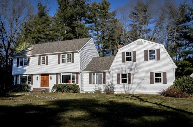 6 Morningside Dr, Dover, MA 02030 (MLS #72626991) :: The Gillach Group