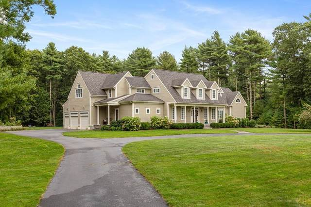 77 Hiller Road, Rochester, MA 02770 (MLS #72627062) :: DNA Realty Group