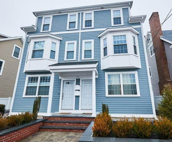 95 Boardman Street #2, Boston, MA 02128 (MLS #72627370) :: The Gillach Group
