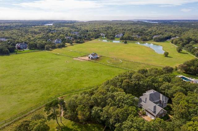 275 Pond Rd, West Tisbury, MA 02575 (MLS #72627452) :: EXIT Cape Realty
