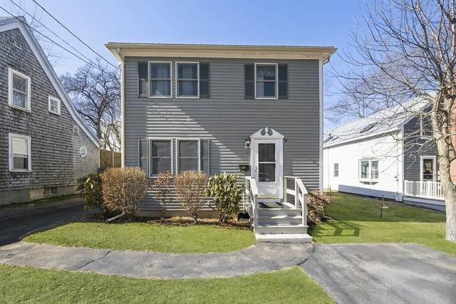 54 Cherry Street, Gloucester, MA 01930 (MLS #72627641) :: The Gillach Group