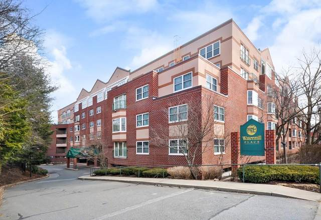 1 Watermill Pl #101, Arlington, MA 02476 (MLS #72628292) :: DNA Realty Group