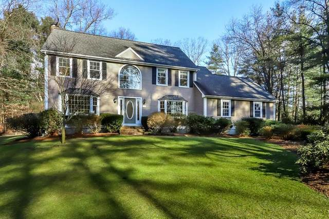 56 Lancashire Dr., Mansfield, MA 02048 (MLS #72628476) :: The Gillach Group