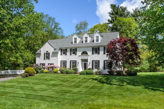 4 Steeplechase Dr, Medfield, MA 02052 (MLS #72628575) :: Charlesgate Realty Group