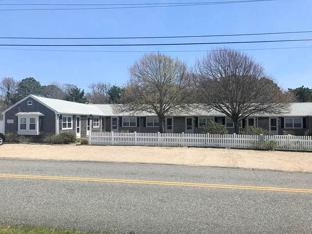 194 Captain Chase Rd #3, Dennis, MA 02639 (MLS #72628712) :: The Gillach Group