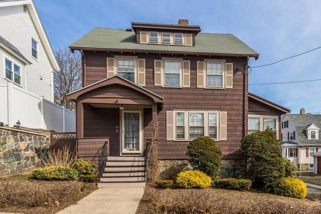 33 Prospect St, Malden, MA 02148 (MLS #72628799) :: The Gillach Group