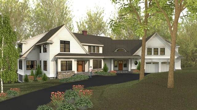347 Woodland Rd, Brookline, MA 02467 (MLS #72629078) :: The Gillach Group