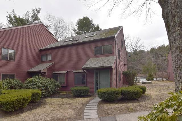 965 Main Street #7, Holden, MA 01520 (MLS #72629249) :: The Duffy Home Selling Team