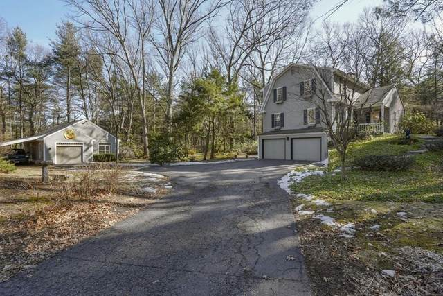 719 Old Marlboro Road, Concord, MA 01742 (MLS #72629336) :: The Gillach Group