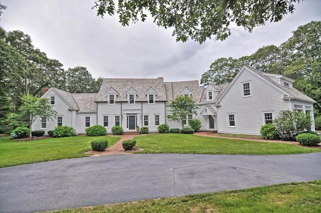 140 Main St, Barnstable, MA 02655 (MLS #72629523) :: Exit Realty
