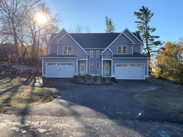 1 Starknaught Heights A, Gloucester, MA 01930 (MLS #72629572) :: Westcott Properties