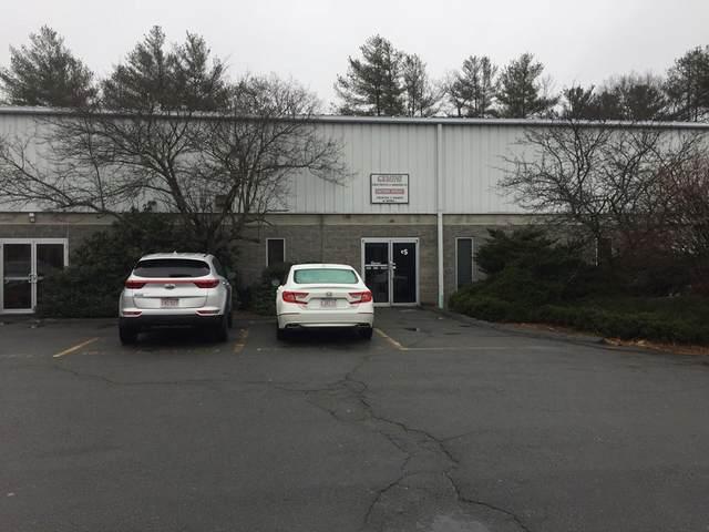 959 W Chestnut St #3, Brockton, MA 02301 (MLS #72629587) :: The Gillach Group