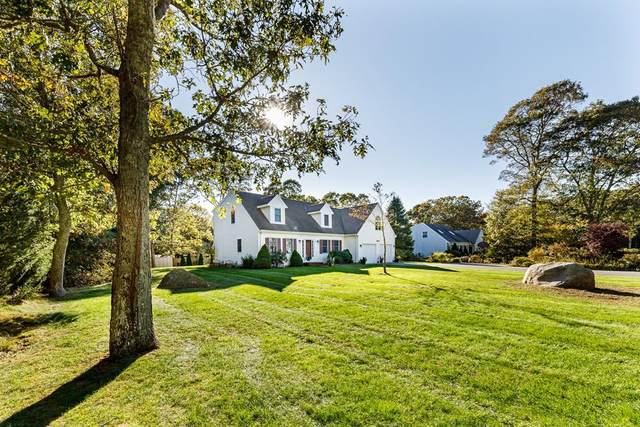 19 Cartway Lane, Falmouth, MA 02574 (MLS #72629657) :: The Duffy Home Selling Team