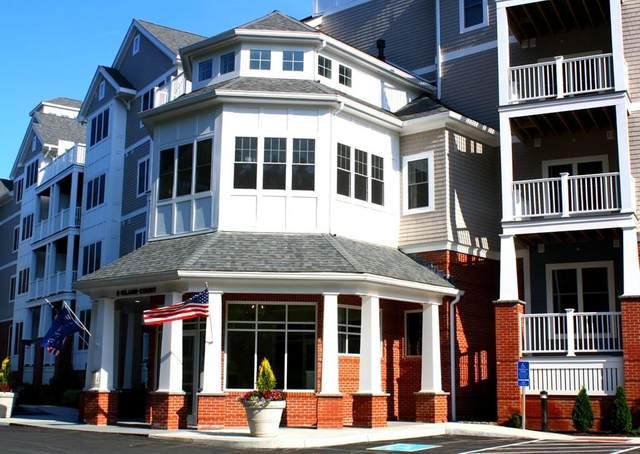 8 Island Ct #201, Easton, MA 02375 (MLS #72629745) :: The Duffy Home Selling Team