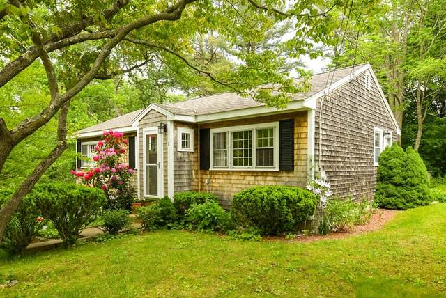 5 Knoll Road, Hingham, MA 02043 (MLS #72629822) :: The Gillach Group